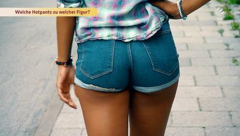 Hotpants geile frauen in Hot Pants