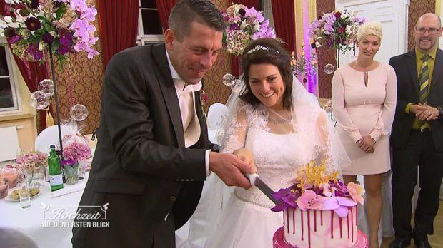 Hochzeit auf den ersten Blick - Folge 8 - Karin und Frank