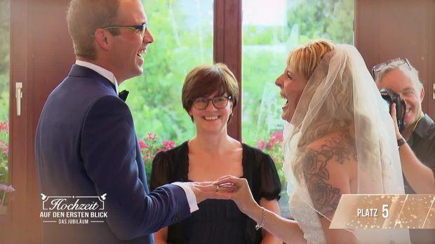Die Emotionalsten Momente Platz 5 Hochzeit Sandra Und Sebastian