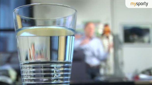 darf man destilliertes wasser trinken