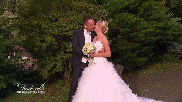 Hochzeit auf den ersten Blick - Video - Magische Vertrautheit - Sat.8