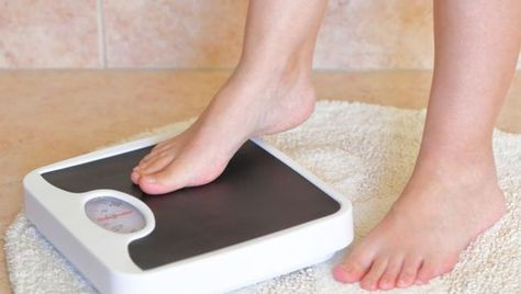 Wie man an einem Tag ein Kilo verliert