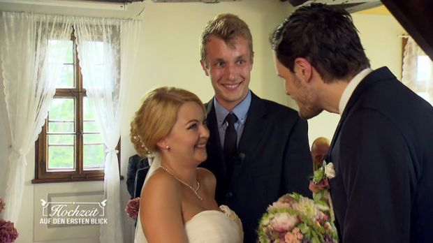 Hochzeit auf den ersten Blick - Video - Es wird wieder geheiratet