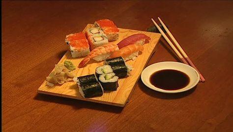 ist sushi gesund zum abnehmen