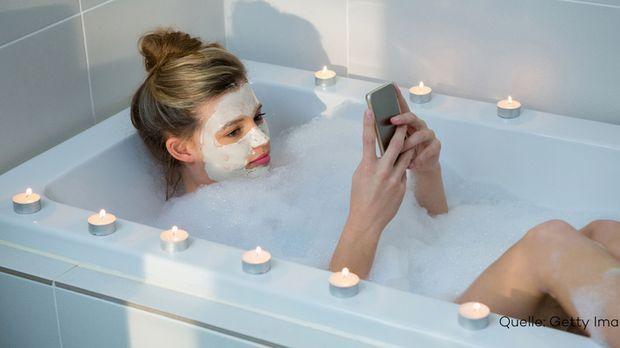 dreier in der badewanne