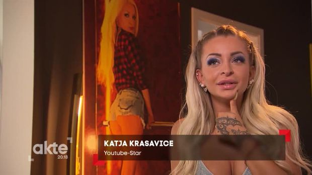 Krasavic sex video katja Katja Krasavice