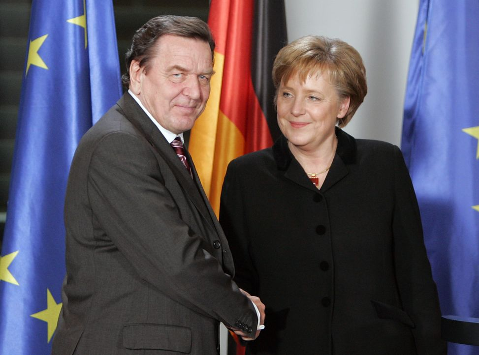 Angela-Merkel-dpa5 - Bildquelle: dpa/picture alliance