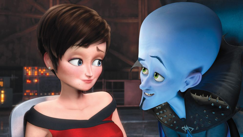 Megamind - Bildquelle: MEGAMIND TM &   2012 DreamWorks Animation LLC. All Rights Reserved.