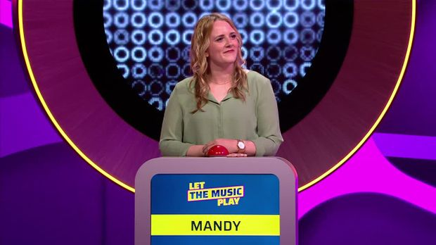 Let The Music Play - Das Hit Quiz - Let The Music Play - Das Hit Quiz - Let The Music Play: Christian Vs. Mandy Vs. Robert