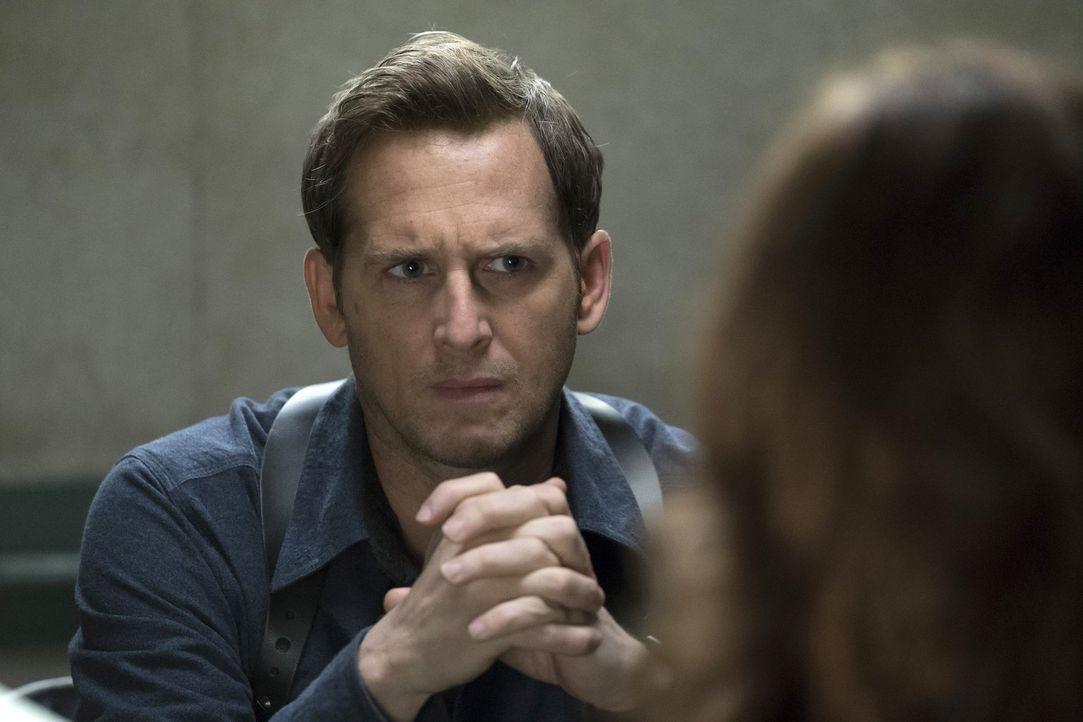 Jake (Josh Lucas) und das Team vermuten, dass ein lange nicht aktiver Serienkiller wieder aktiv sein könnte. Doch eigentlich hatte die Polizei den d... - Bildquelle: 2015 Warner Bros. Entertainment, Inc.
