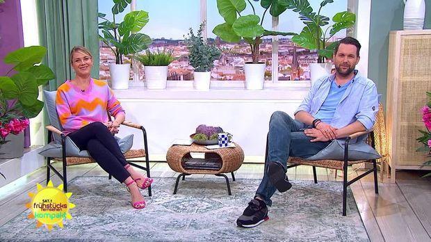 Frühstücksfernsehen - Frühstücksfernsehen - 07.05.2020: Urlaub Für Lau, Deutsche Reiseziele Und Freudentränenen Bei Den Models