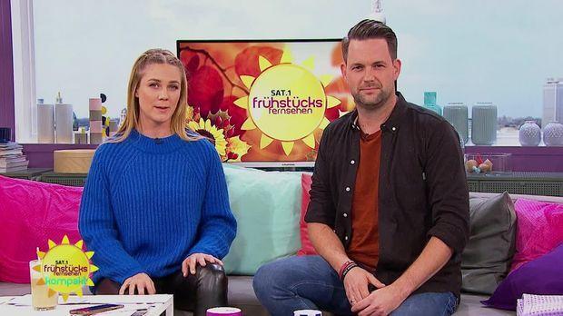 Frühstücksfernsehen - Frühstücksfernsehen - 18.11.2019: Emotionaler Auftakt Und Die Frage Der Hoffnung