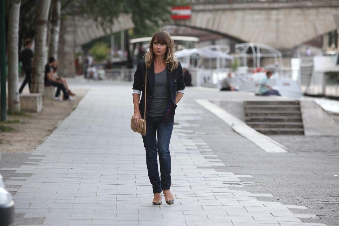 Hat Caroline Despond (Axelle Laffont) etwas mit den Morden an zwei jungen Frauen zu tun? - Bildquelle: 2011 BEAUBOURG AUDIOVISUEL