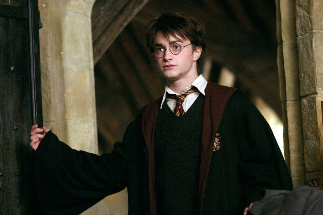 Um Hogwarts und seine Schüler vor Sirius Black zu schützen, werden Dementoren als Wachen aufgestellt. Trotzdem gelingt es Black, an Harry (Daniel Ra... - Bildquelle: Warner Television