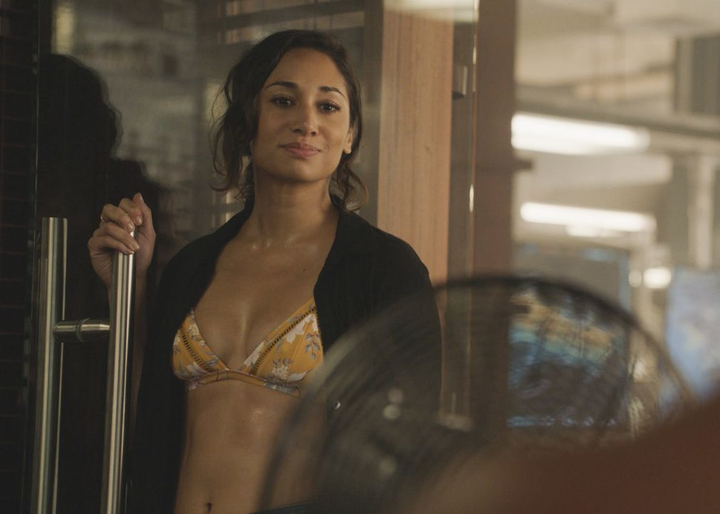 Tani Rey (Meaghan Rath) - Bildquelle: 2018 CBS Broadcasting, Inc. All Rights Reserved