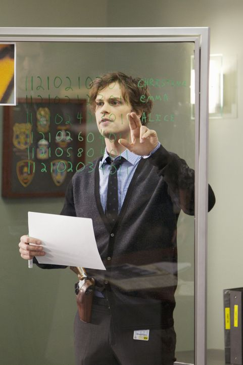 Untersucht gemeinsam mit seinen Kollegen eine Serie ritueller Morde in Oregon: Reid (Matthew Gray Gubler) ... - Bildquelle: ABC Studios