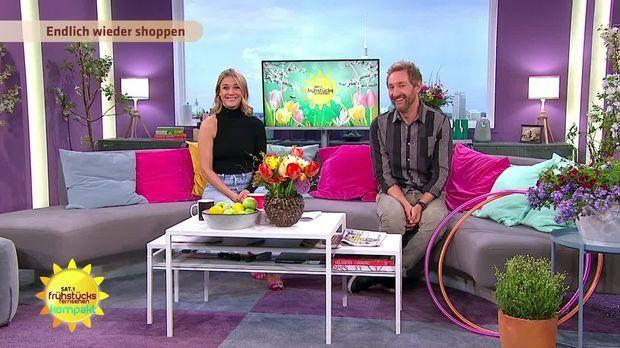 Frühstücksfernsehen - Frühstücksfernsehen - 24.04.2020:
