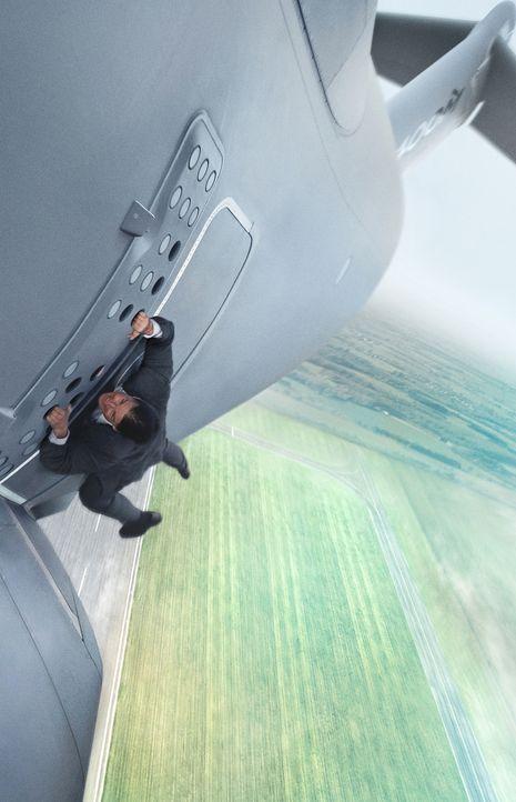 Um den Kampf gegen die Untergrundorganisation Syndikat zu gewinnen, geht Ethan Hunt (Tom Cruise) aufs Ganze, obwohl die Gefahr besteht, dass er dies... - Bildquelle: Bo Bridges 2015 PARAMOUNT PICTURES. ALL RIGHTS RESERVED. / Bo Bridges