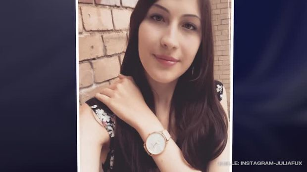 Ex-GNTM-Kandidatin Julia zeigt sich freizügig auf Instagram