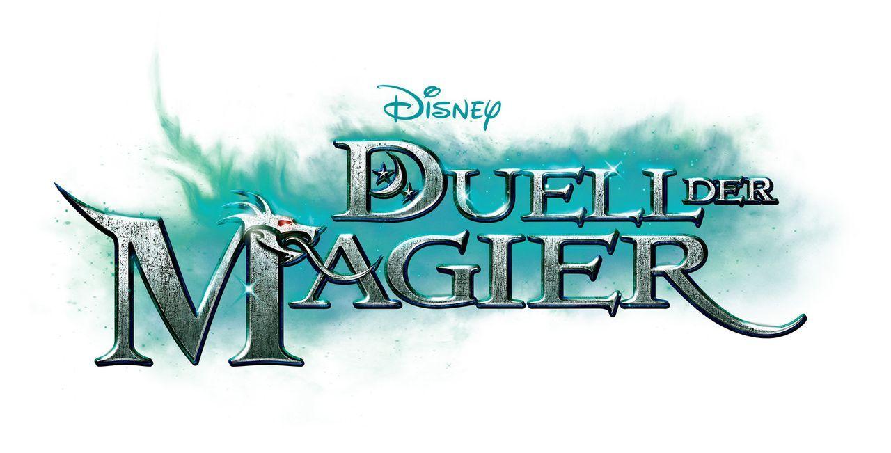 Duell der Magier - Logo - Bildquelle: Robert Zuckerman, Abbot Genser, Eric Liebowitz, Myles Aronowitz Disney Enterprises, Inc. and Jerry Bruckheimer Inc.  All rights reserved.