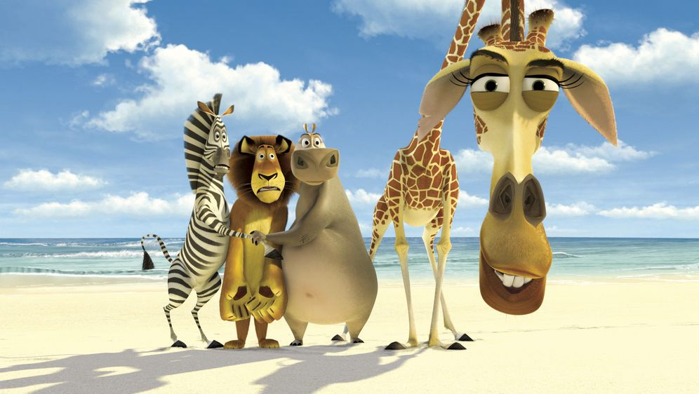 Madagascar - Bildquelle: TM &   2004 DREAMWORKS ANIMATION SKG.