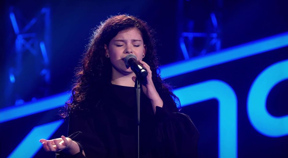 Blind Audition Scared To Be Lonely