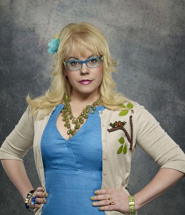(7. Staffel) - Ohne sie geht gar nichts, die technische Expertin des B.A.U.: Penelope Garcia (Kirsten Vangsness ) ... - Bildquelle: ABC Studios