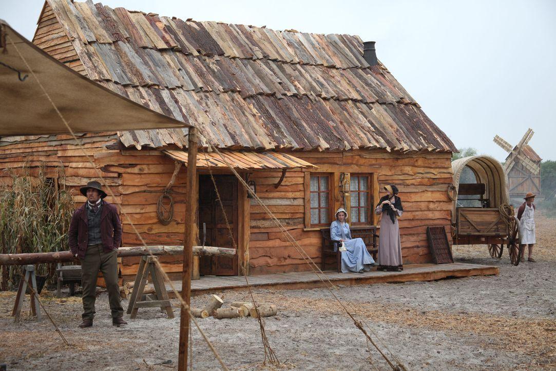 In einem wilden Land Hintergrund und Fakten30 - Bildquelle: Boris Guderjahn / SAT.1
