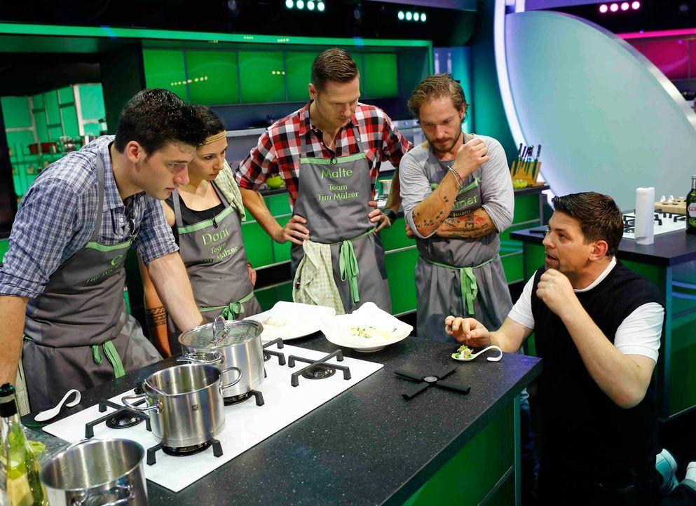 The_Taste_Staffel_Episode2_Guido_Engels1 - Bildquelle: SAT.1/Guido Engels
