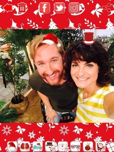 Weihnachtliche FotosPersönliche Weihnachts-Grüße gestaltet ihr mit der App &...