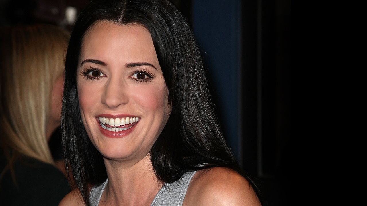 paget-brewster-09-10-19-lacht-getty-AFP - Bildquelle: getty-AFP