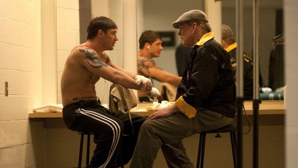 Warrior - Bildquelle: Chuck Zlotnick 2011 Lions Gate Films Inc. All Rights Reserved.