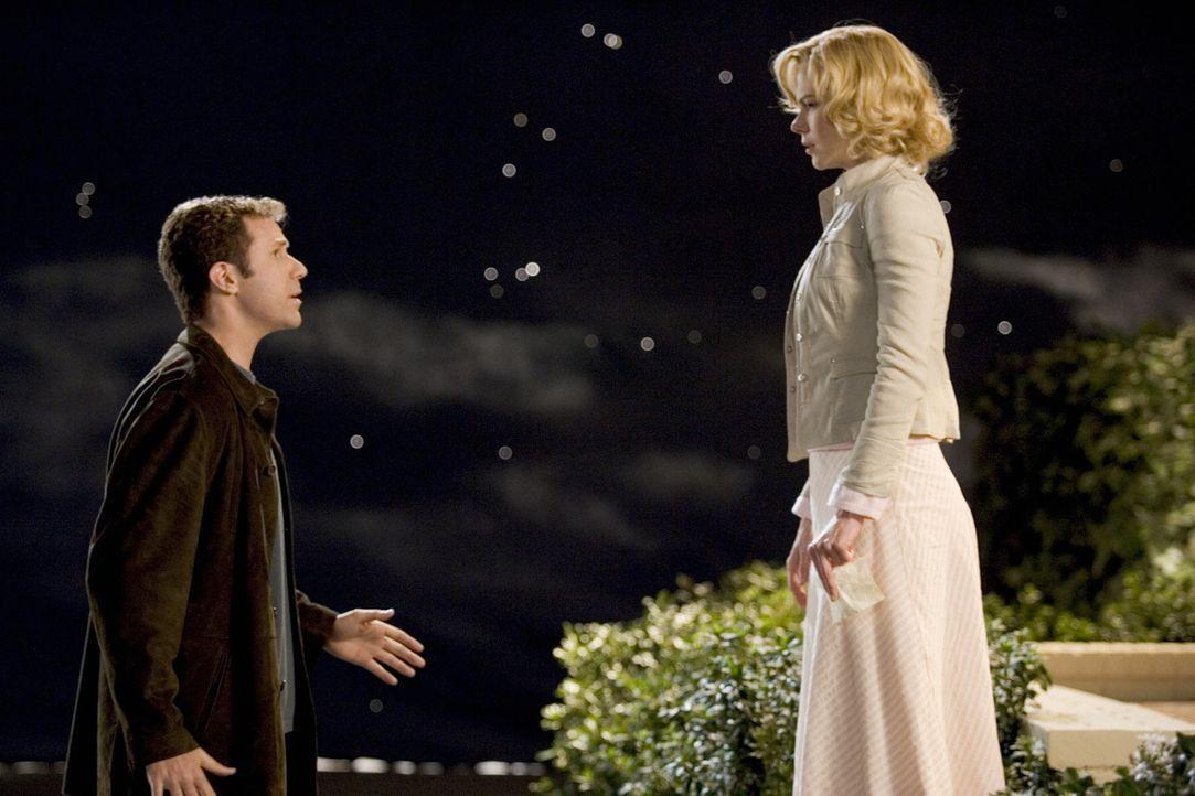 Jack Wyatt (Will Ferrell, l.) ist verliebt in Isabel Bigelow (Nicole Kidman, r.), eine Hexe ... - Bildquelle: 2005 Columbia Pictures Industries, Inc. All Rights Reserved.