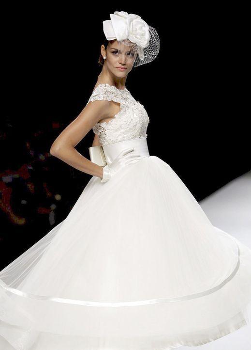 Hochzeitskleider-14-dpa - Bildquelle: dpa