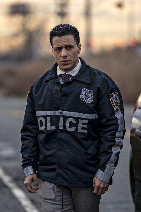 Detective Eric Castillo (Ramses Jimenez) - Bildquelle: Zach Dilgard 2020 NBCUniversal Media, LLC / Zach Dilgard