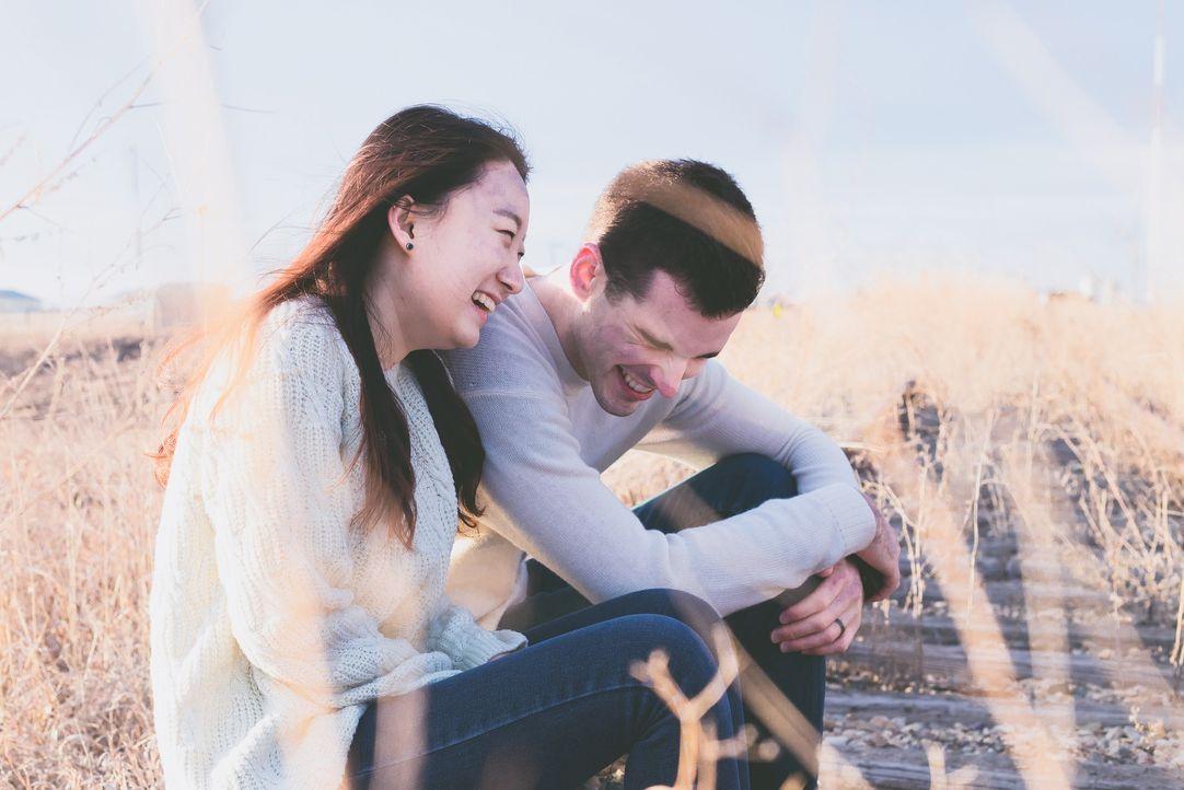 7. Einfach mal lachenLachen ist nicht nur ein Ausdruck von Glück, es produzi...