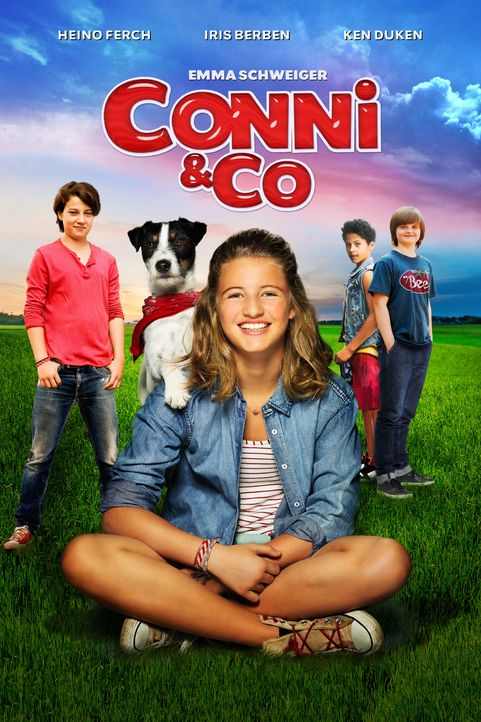 Conni & Co - Plakatmotiv - Bildquelle: 2016 Producers at Work / Barefoot Films GmbH / Warner Bros. Entertainment GmbH. All rights reserved.