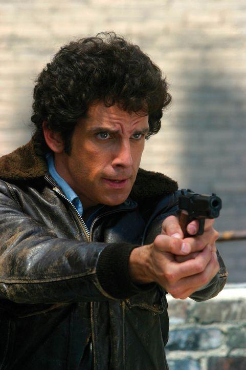Auf der Jagd nach dem ruchlosen Drogendealer Reese Feldman: Starsky (Ben Stiller) ... - Bildquelle: Buena Vista International