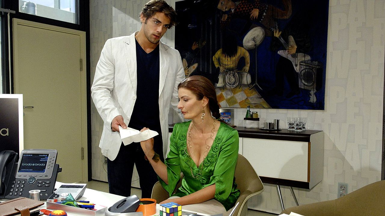 anna-und-die-liebe-Folge-235-01-SAT1-Claudius-Pflug - Bildquelle: Claudius Pflug