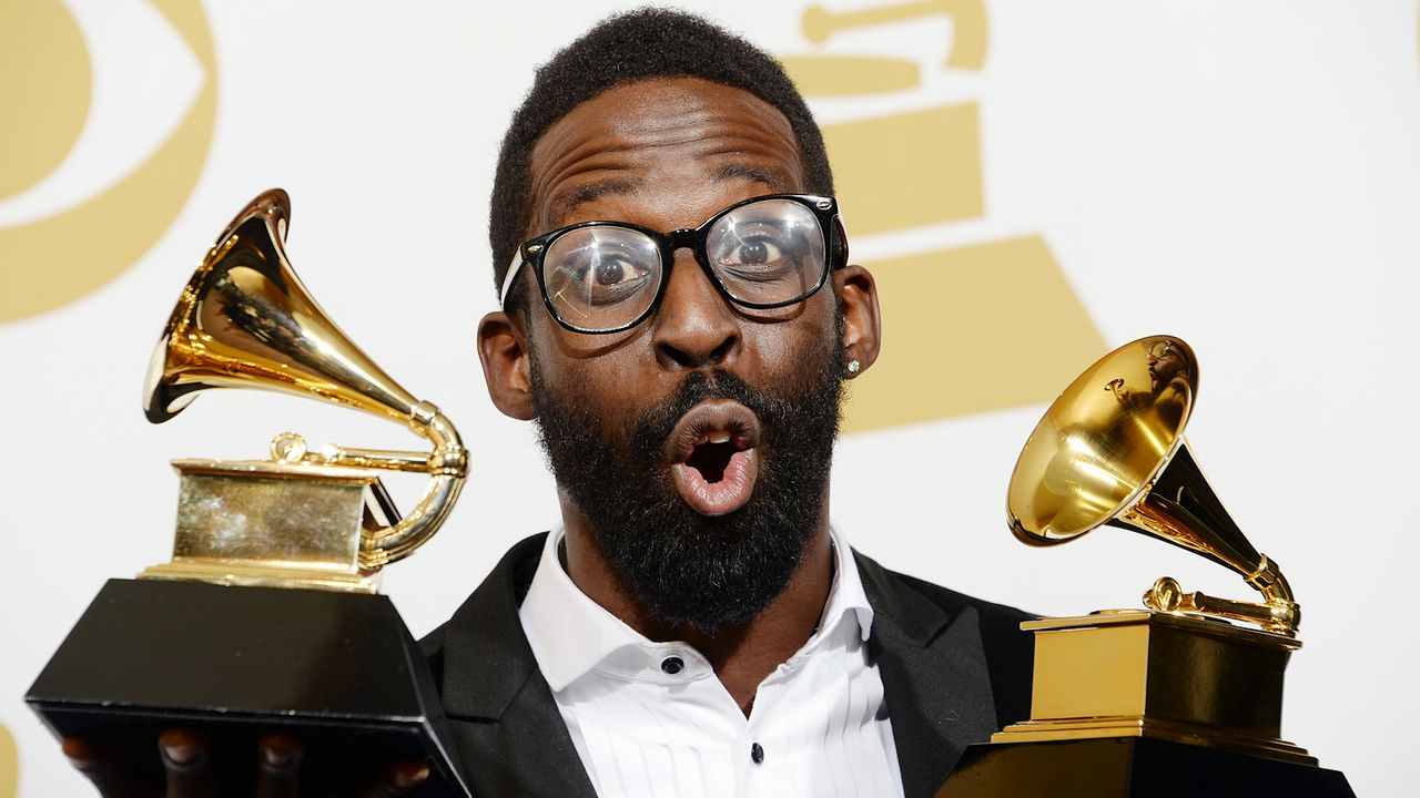 Grammy-Awards-Tye-Tribbett-14-01-26-AFP - Bildquelle: AFP