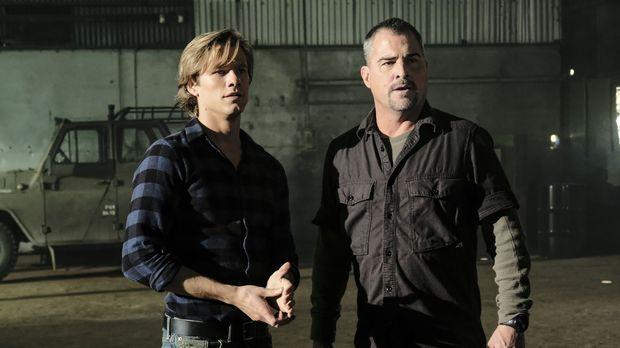Macgyver - Macgyver - Staffel 3 Episode 11: Einer Lebt, Einer Stirbt