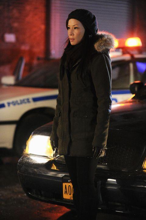 Steht bei Sherlock Holmes: Joan Watson (Lucy Liu) ... - Bildquelle: CBS Television