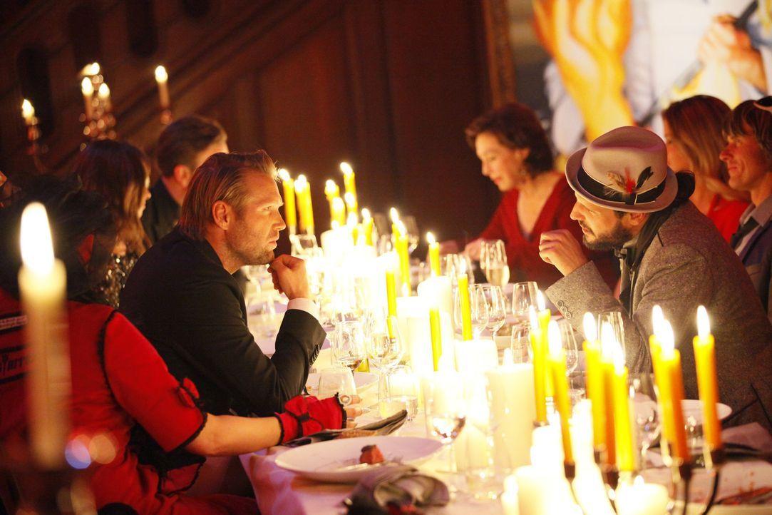 """""""Hell's Kitchen"""" - Elf Prominente stellen sich einer ganz besonderen Challenge ... - Bildquelle: Guido Engels SAT.1"""