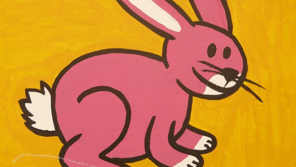 Hasengesicht Malen Vorlage | Kinder Ausmalbilder