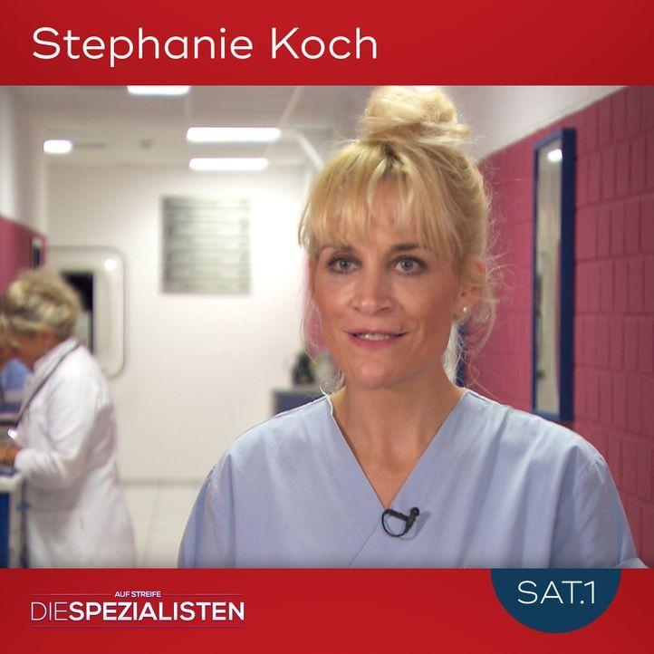 Stephanie Koch - Bildquelle: SAT.1