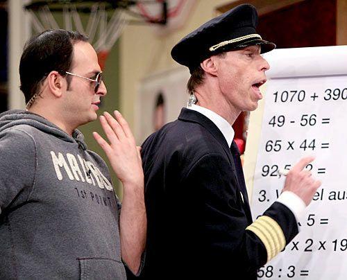 Bilder zur Episode 16 - Staffel 06 - Schillerstraße - Bildquelle: Frank Hempel - Sat1