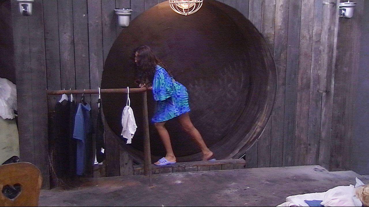 Schill duscht unten Janina