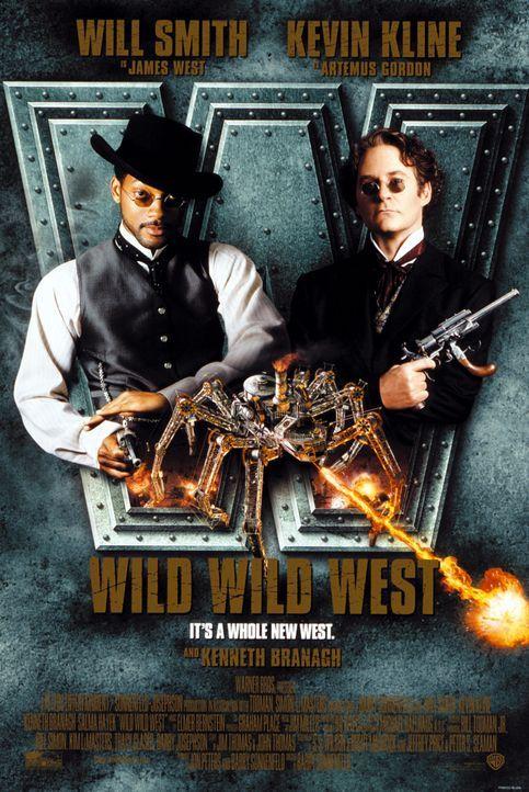 Wild Wild West - Plakatmotiv - Bildquelle: Warner Bros. Pictures