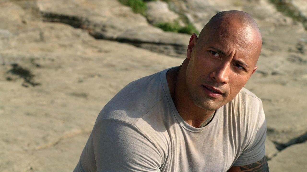 Hank (Dwayne Johnson) - Bildquelle: Warner Bros.