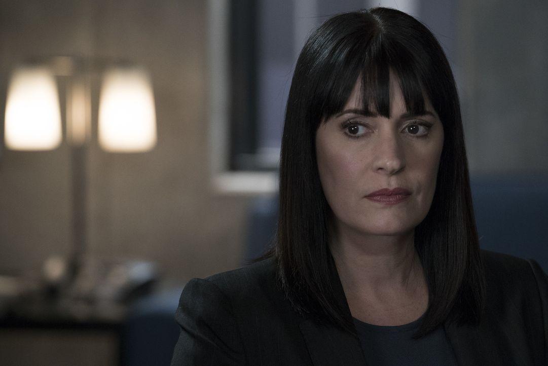Ihr neuer Fall stellt sie vor unerklärliche Fragen: Emily Prentiss (Paget Brewster) ... - Bildquelle: Cliff Lipson ABC Studios